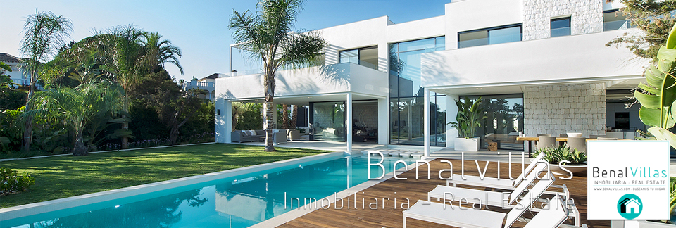 Casas de lujo benalmadena benalvillas inmobiliaria en benalmadena - Casas de lujo en marbella ...