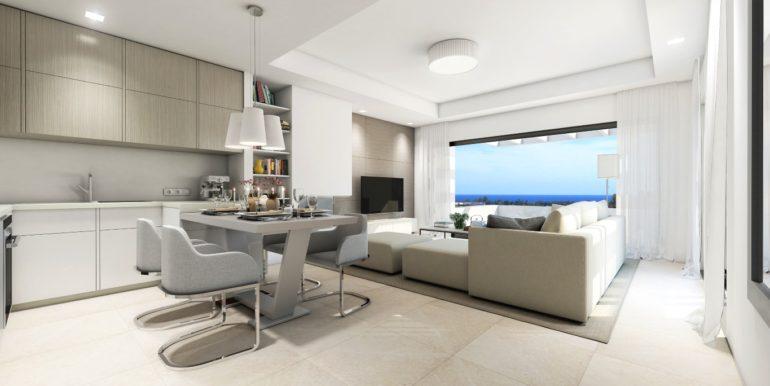 Nueva Construcción apartamentos en Atalaya (Benahavis)